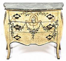 Painted Low Dresser