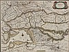 1647 Zuydhollandia Stricte Sumta Map W. Blaeu
