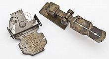 2 Early Coin Scales incl Maranville