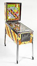Granada Pinball Machine by Williams Mfg.