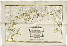 1794 Hydrological Map Ireland Laurie & Whittle