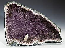 Large Amethyst Quartz Geode