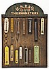 Hibbard Spencer Bartlett Adv Thermometer Display