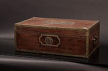 ANGLO-INDIAN CABINET BOX