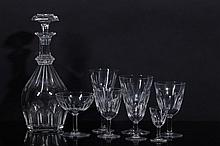 SET OF BACCARAT GLASSES