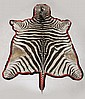 ZEBRA SKIN CARPET