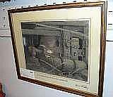 Ferdinand Boberg, Stångjärnshammaren vid Hävla