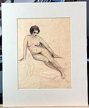 PASCIN,     JULES,   (IN THE MANNER OF)  (    )Nude,