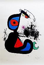 Joan Miro   ( Spanish 1893 - 1983)