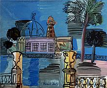 Raoul Dufy  (After)   (French 1877-1953)