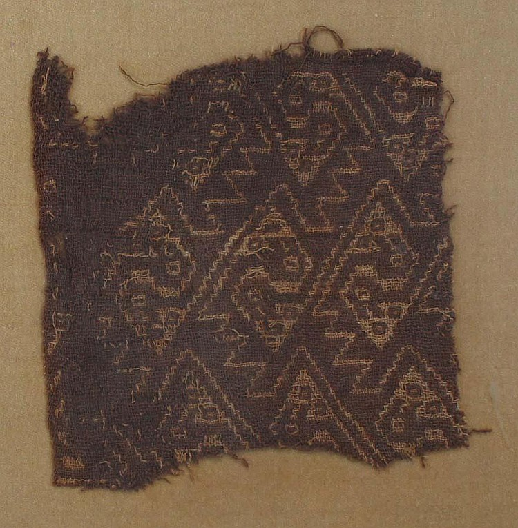 ANCIENT PERUVIAN TEXTILE, ,()