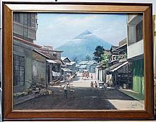 "SARMIENTO,   EDGARDO &QUOTEDDIE;""  ( Filipino b. 1940  )"