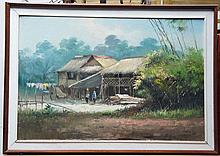 "SARMIENTO,   EDGARDO &QUOTEDDIE;""  ( Filipino b. 1940.  )"