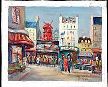 POIRIE,    PIERRE  (  French b. 1926  )