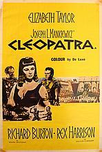 Original Vintage Poster Cleopatra
