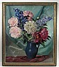 MAE BENNETT BROWN (American, 1887-1973) still-life, Mae Bennett Brown, Click for value