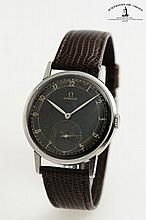 A collection of 3 gentleman's Omega wristwatches