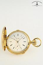 Jules Jürgensen, Copenhagen, Movement No. 13206, Case No. 13206, 55 mm, 167 g, circa 1875