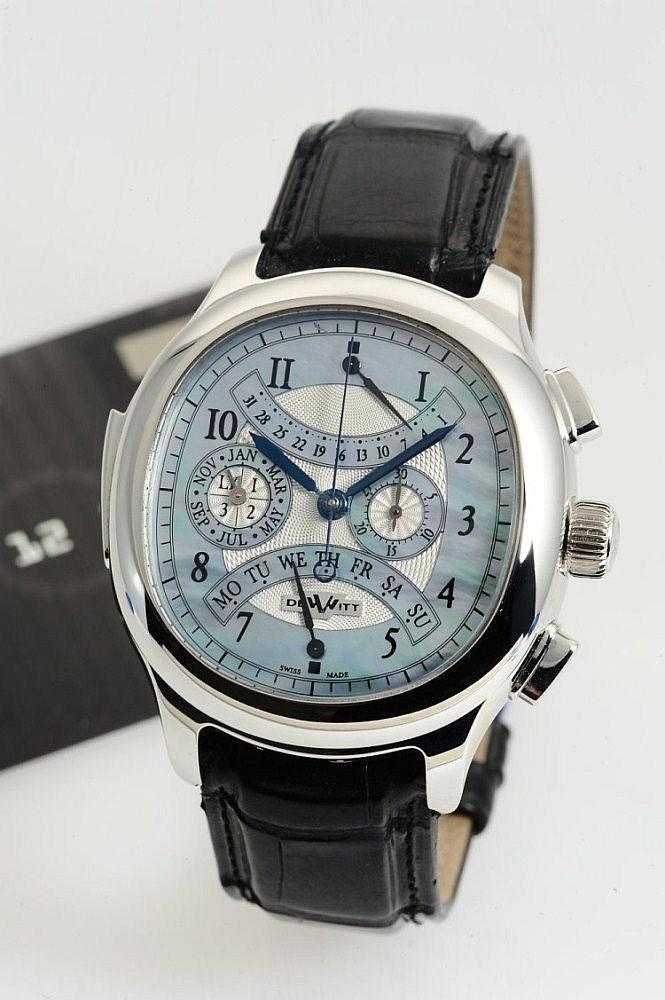 DeWitt Pressy Grande Complication 2004, 42 x 49 mm, circa 2004