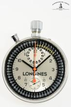Longines Watch Co., Movement No. 50691908, Case No. 50691908, Cal. 262, 66 mm, 298 g, circa 1965