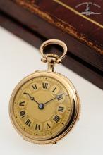 L. Le Roy, Horloger du Roy à Paris, 7, Boulevard de la Madeleine, Movement No. 64228/5905, Case No. 5915, 28 mm, 28 g, circa 1898