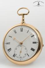Thomas Earnshaw, London, Movement No. 763, 58 mm, 150 g, circa 1805