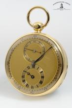Thomas Cummins, 13 Holland Street, Christchurch, London, Movement No. 1126, 54 mm, 165 g, circa 1826