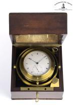 Henri Motel, Horloger de la Marine Royale, No. 107, 160 x 135 x 160 mm, circa 1831