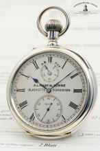 A. Lange & Söhne, Glashütte B/Dresden, Movement No. 92307, Case No. 92307, Cal. 47, 62 mm, 196 g, circa 1934