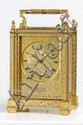(*) James McCabe & Son, Royal Exchange, London, Movement No. 2960, Case No. 2960, Height 160 mm, circa 1860