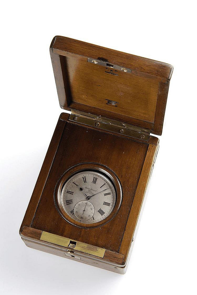 Brüder Klumak Wien, Movement No. 4722, Case No. 74758, 60 mm, 184 g, circa 1900