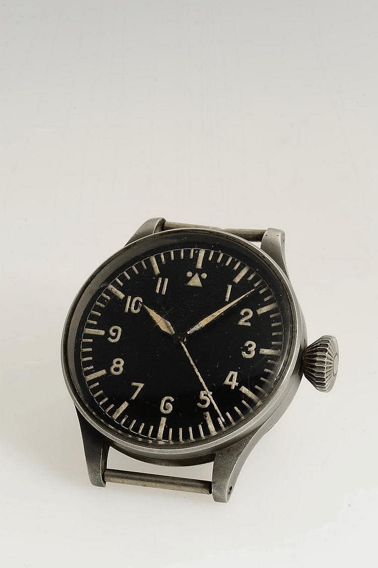 International Watch Co., Schaffhausen, Movement No. 1014137, Case No. 1033537, Cal. 52T 19''' H6 S.C., 55 mm, circa 1940