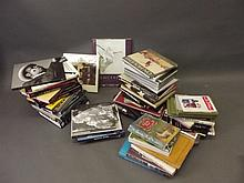 A quantity of books on cinema, C20th photography