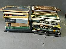 A quantity of Art Reference books including