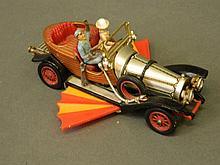 A Corgi Toys model of Chitty Chitty Bang Bang (AF)