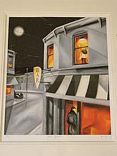 Adam Barsby, 'Secret Rendezvous', Limited Edition print on paper 146/195, s
