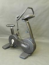 A Techno gym exercise bike
