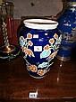 Oriental Design Vase