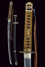 An officer's katana