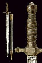 A National Guard short sword