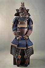 An important samurai armour