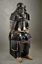A samurai armour