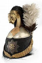 A Noble Guard helmet