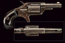 Colt New Line 22 Revolver