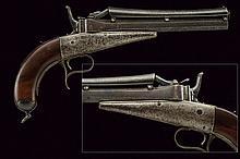 A rare gravity Colette pistol