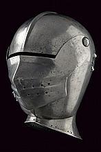 An interesting and scarce helmet