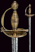 An officer's sword