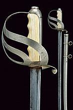 A 1888 model general's sabre