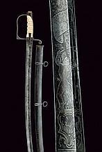 A 1855 model general's sabre