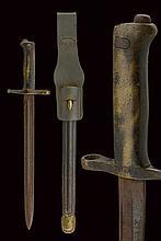 A bayonet Mod. 1891
